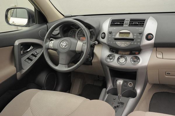 Toyota RAV4 III (2005-2013)
