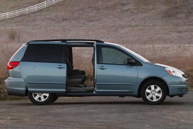 Toyota Sienna (kliknij) /INTERIA.PL