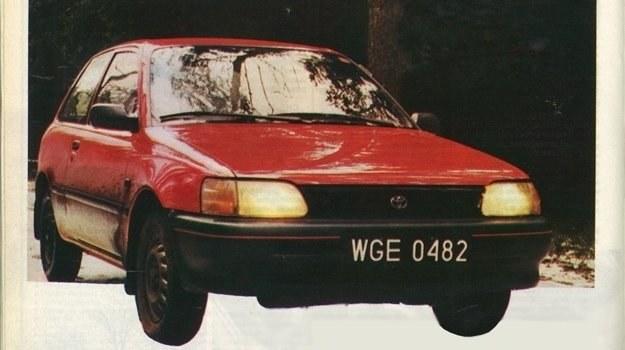 Toyota Starlet /Motor