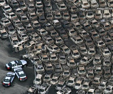 Toyota stoi do środy, Honda - do niedzieli