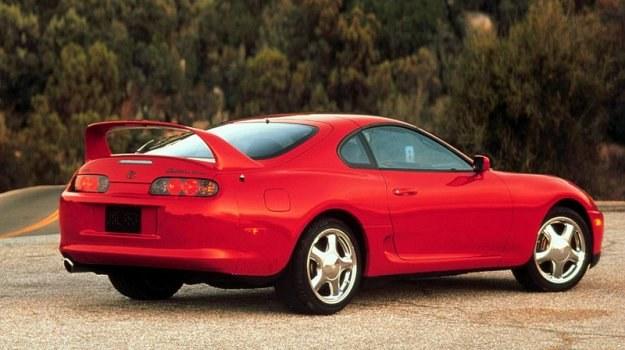Toyota Supra (1993) /Toyota