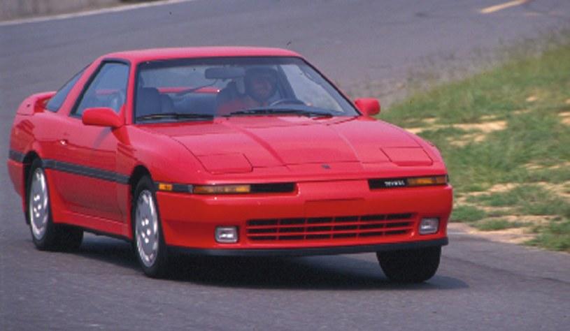 Toyota Supra Turbo /