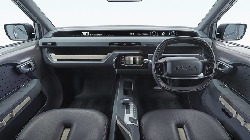 Toyota Tj Cruiser /
