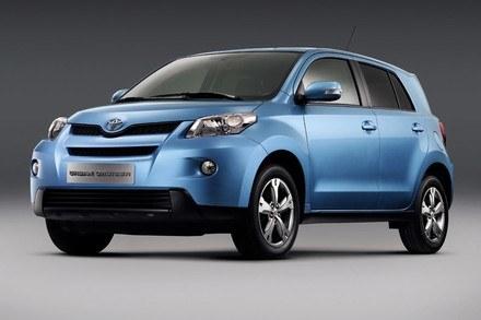 Toyota urban cruiser / Kliknij /INTERIA.PL