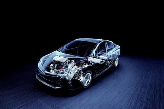 Toyota uzupełnia swoją ofertę zabezpieczeń antykradzieżowych o nowe rozwiązanie /INTERIA.PL/informacje prasowe