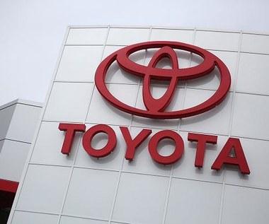 Toyota wstrzymuje produkcję w Europie