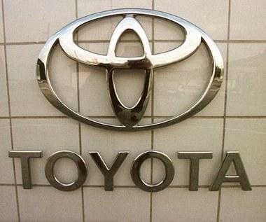 Toyota wypłaci odszkodowanie. Bo spadł kurs akcji...