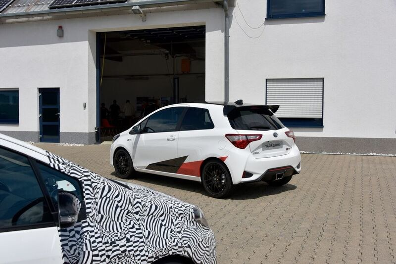 Toyota Yaris GRMN /