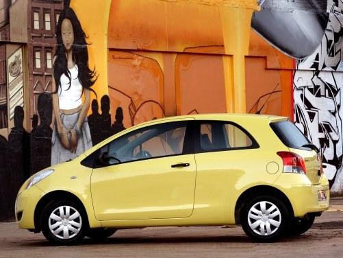 Toyota Yaris II (2005-2010) /Toyota