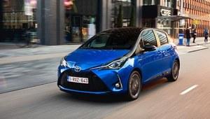 Toyota Yaris po face liftingu wyceniona w Polsce