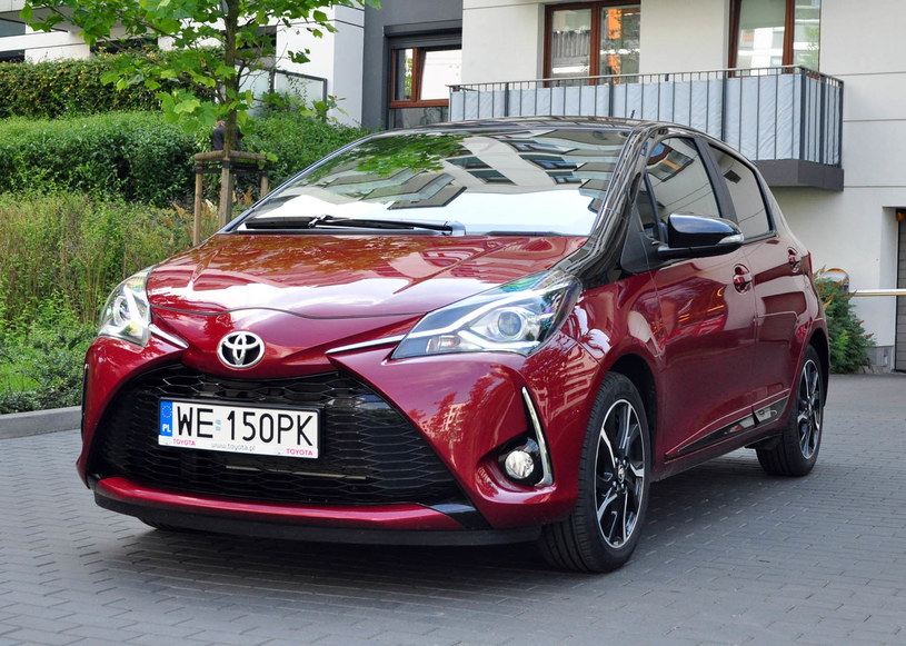 Toyota Yaris Selection /INTERIA.PL