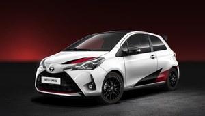 Toyota Yaris w usportowionej wersji!