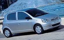 Toyota Yaris /INTERIA.PL