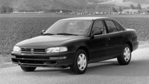 Toyota zamiast BMW?