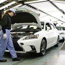 Toyota znów pracuje na 100 procent