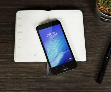 TP-Link Neffos Y50 - smartfon za mniej niż 250 zł