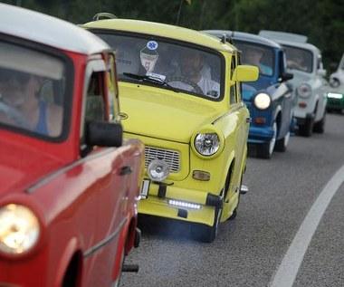 Trabant ma już 55 lat. I jest pojazdem kultowym!