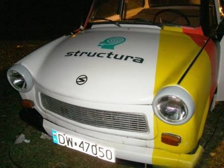 Trabant Structura Rally Team /materiały prasowe