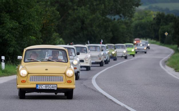 Trabant znów wraca do łask /AFP