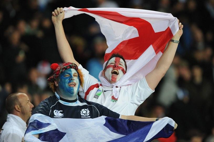 Tradycja corocznych angielsko-szkockich spotkań trwała do 1989 roku /AFP