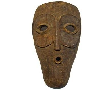 Tradycyjne maski Czarnej Afryki