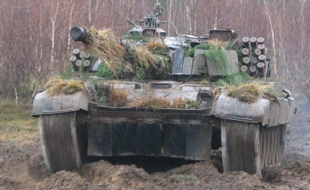 Tragedia w jednostce wojskowej w Lesznie. Nie żyje 32-letni żołnierz