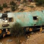 Tragedia w Peru. 44 osoby zginęły w wypadku autobusu