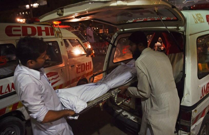 Tragiczna fala upałów w Pakistanie /AFP