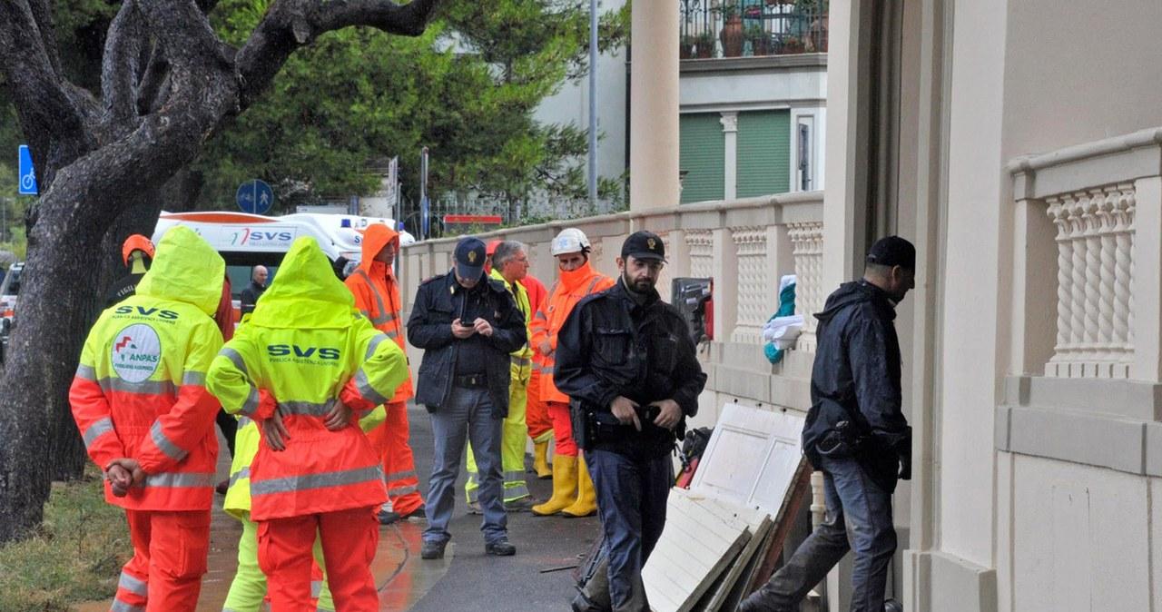 Tragiczna powódź w Toskanii. Są ofiary śmiertelne