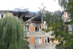 Tragiczne skutki eksplozji gazu w Pruszkowie