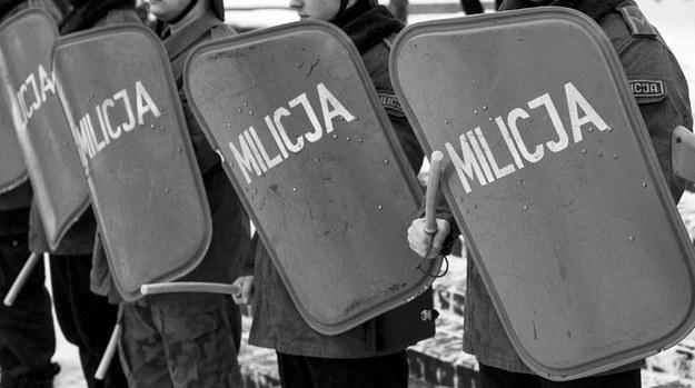 """Tragiczny bilans zbrodniczych działań """"sił porządkowych"""" tego dnia wynosi sześć ofiar śmiertelnych (zdjęcie ilustracyjne) /Michał Kość /Agencja FORUM"""