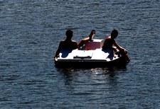 Tragiczny finał poszukiwań na Jeziorze Barlineckim