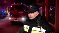 Tragiczny pożar w Sosnowcu. Pięć ofiar