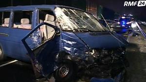 Tragiczny wypadek koło Radomia