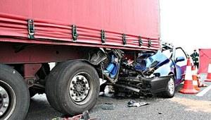 Tragiczny wypadek na A4. Nie żyje 18-latka