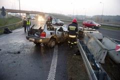 Tragiczny wypadek na autostradzie A2