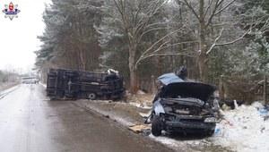 Tragiczny wypadek na Lubelszczyźnie. Nie żyje 2,5 letnie dziecko