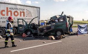 Tragiczny wypadek na obwodnicy Lublina