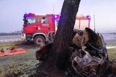 Tragiczny wypadek pod Braniewem