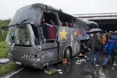 Tragiczny wypadek polskiego autokaru w Niemczech