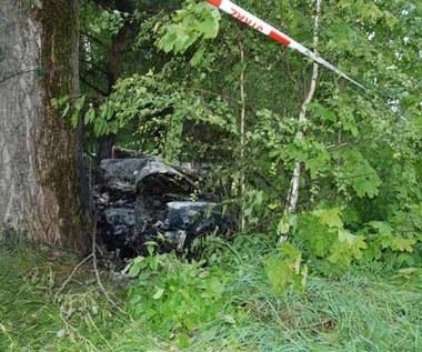 Tragiczny wypadek w Jamach
