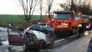 Tragiczny wypadek w Kozłowie. Zginęło trzech braci
