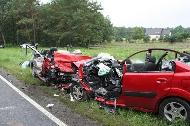 Tragiczny wypadek w miejscowości Szkocja /Policja