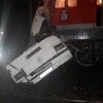 Tragiczny wypadek w Rosji. Pociąg zderzył się z autobusem