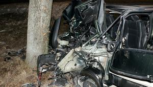Tragiczny wypadek w Szaciłówce