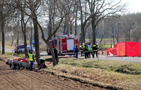 Tragiczny wypadek. Zginęło 5 osób