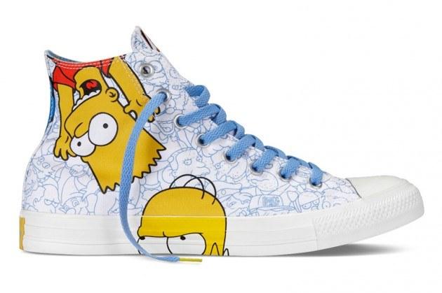 Trampki Converse Chuck Taylor All Star The Simpsons /materiały prasowe