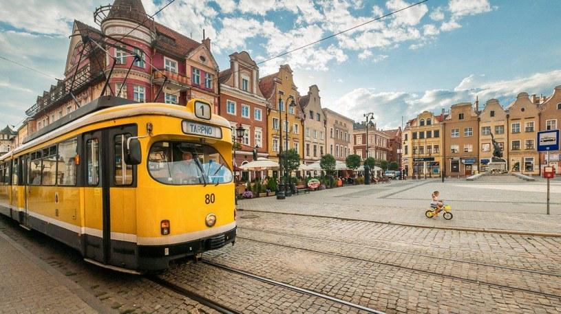 Tramwaj - jedna z wizytówek miasta /materiały prasowe
