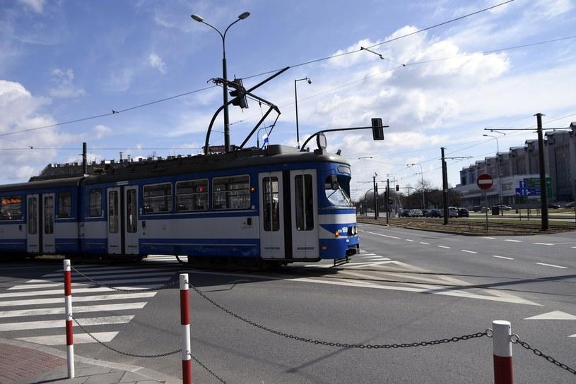 Tramwaj w Krakowie /Jacek Boroń /Reporter