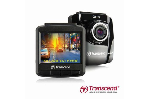 Transcend DrivePro 220 /materiały prasowe